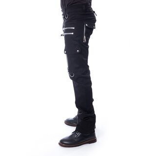VixXsin - Shifter Pants - schwarz 34/34