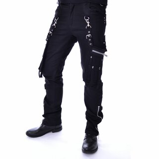 VixXsin - Beckett Pants - schwarz