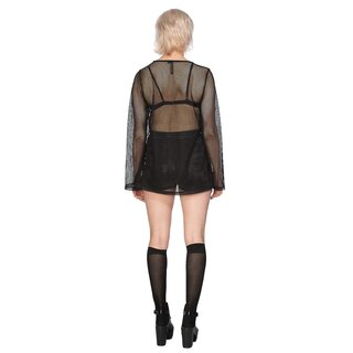 Banned - Temptress Top -  Net Top M