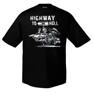 T-Shirt - Highway to hell