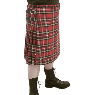 MMB - Scottish Kilt - red tartan