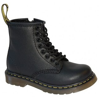 Dr. Martens - Delaney soft - Kids - schwarz
