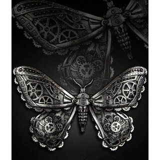 Restyle - Haarklammer - Mechanical Moth