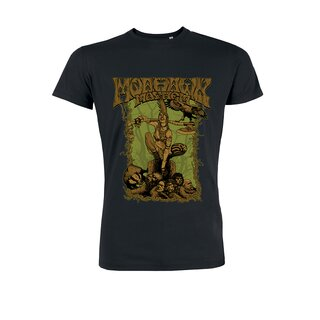 Crime City Clothing - T-Shirt - Moahawk Mayhem S