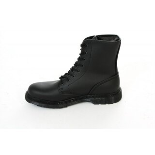 Boots & Braces 8 Loch schwarz