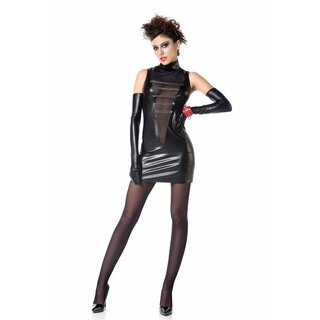 Patrice Catanzaro - Kleid - Uzi - Wetlook - schwarz